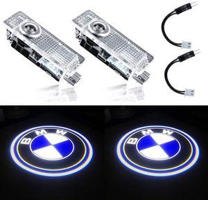 ACCENTER® 2x LED SMD Einstiegsbeleuchtung Laser Projektor Logo für BMW E90 E91 E92 E93 M3 E60 X5