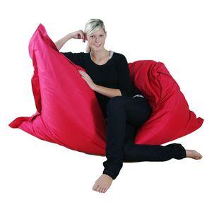 MR. BIG Riesen-Sitzsack 140 x 180 cm, Rot