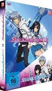 Strike the Blood Second / Strike the Blood OVAs - DVD-Box (3