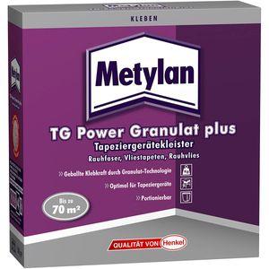 Metylan Kleister TG Power Granulat plus für alle Tapeziergeräte 500g