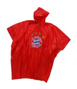 FC Bayern München Regenponcho rot