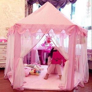 Kinderzelt Spielzelt Spielhaus Schloss Palast Kinder Prinzessin Zelt Mädchen DEU