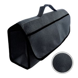 Kofferraumtasche Autotasche Tasche Kfz Zubehörtasche Auto Organizer in schwarz