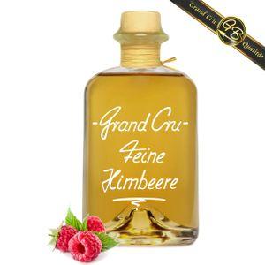 Grand Cru Feine Himbeere 1 L fruchtig & sehr mild 40%Vol Obstler Schnaps Edelspirituose kein Himbeergeist