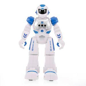 Intelligente intelligente Roboter p?dagogische RC Spielzeug programmierbare Geste Sensor Music Dance fš¹r Kinder Geschenk