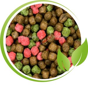 Koifutter, Fisch Futter, KENKOU® POWER - MIX 10kg   6mm    Teichfutter   Koi Pellets