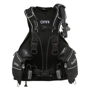 AquaLung Omni Tarierjacket BCD, Größe:M