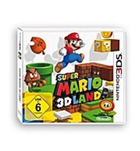 Nintendo Super Mario 3D Land - 3DS