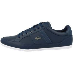 Lacoste Sneaker low blau 43