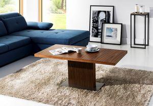 Design Couchtisch Tisch MN-6 Nussbaum / Walnuss hochwertig
