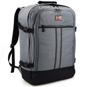 groß Handgepäck Rucksack geeignet für die meisten Airlines - leichte Kabinengepäck Herren & Damen Bordgepäck - Hand Baggage Backpack