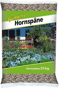 Gärtner's Hornspäne 25 kg