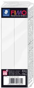 FIMO PROFESSIONAL Modelliermasse weiß 454 g