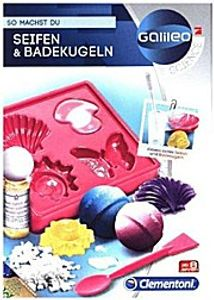 Clementoni Galileo - Seifen und Badekugeln