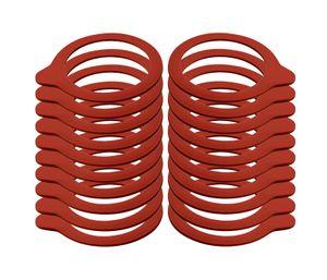 Weck Einkochringe 94x108 mm 20 Ringe