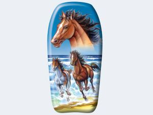 Bodyboard 84cm Pferde