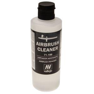 Vallejo 71.199 Cleaner 200ml Reinigungsmittel Airbrush Reiniger