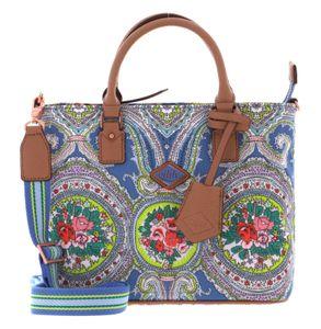Oilily City Rose Paisley Handbag S Riviera