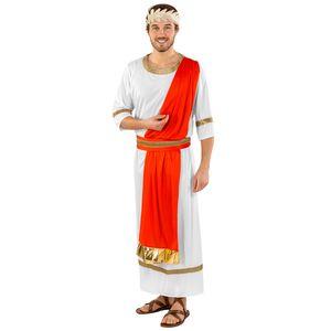 dressforfun Herrenkostüm Gaius Julius Caesar - M