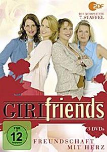 Girlfriends - Freundschaft mit Herz - 7. Staffel (3 DVDs)