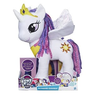Hasbro My Little Pony Plüschprinzessin Celestia
