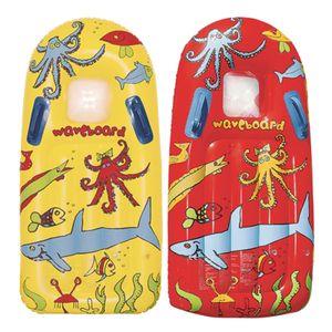 Best Sporting Bodyboard aufblasbares Funboard, Farbe:rot