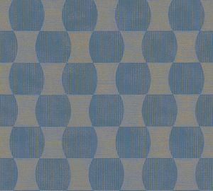 Schöner Wohnen Vliestapete Tapete blau metallic 10,05 m x 0,53 m 358694 35869-4