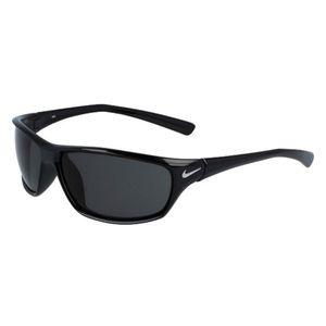 Nike Vision Rabid Matte Black / Volt / Grey / Silver Flash Black 2/CAT 3