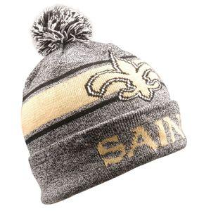 LED New Orleans Saints Wintermütze Bommel Beanie