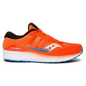 Saucony Herren Laufschuhe Ride ISO Orange Blue ORANGE / BLUE 46,5