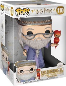 Harry Potter - Albus Dumbledore with Fawkes 110 - Funko Pop! - Vinyl Figur