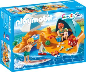Playmobil 9425 Familie am Strand