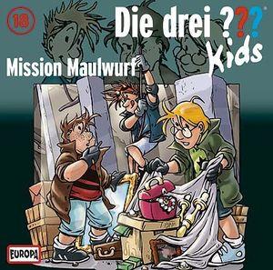 Die Drei ??? Kids-018/Mission Maulwurf