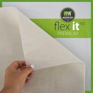 flex it™ Premium Teppichunterlage | Antirutschmatte für Teppiche | Ohne Weichmacher & PVC | 80x150cm