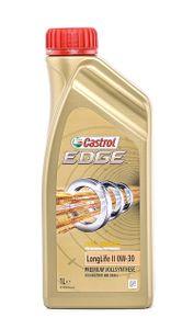 1 Liter CASTROL 0W-30 EDGE Longlife II VW 503 00 VW 506 01 VW 506 00