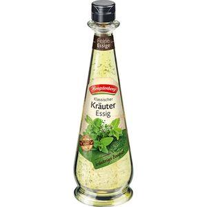 Hengstenberg Kräuter Essig in der praktischen Flasche 500 ml