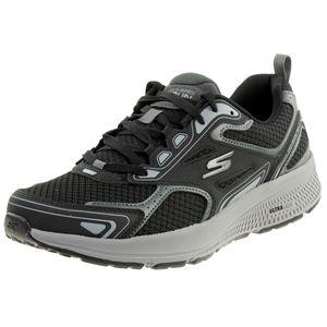 Skechers Go Run Consistent Herren Sneaker in Schwarz, Größe 43