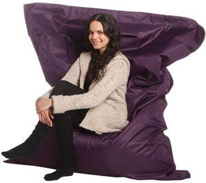 MR. BIG Riesen-Sitzsack 140 x 180 cm, Lila