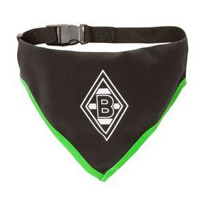 Borussia Mönchengladbach Hundehalstuch+Band schwarz/grün