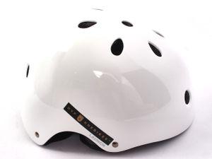 KHE MVP LAUNCH BMX Freestyle Helm weiß M