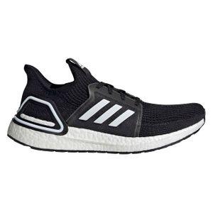 adidas Laufschuhe UltraBOOST 19 BLACK/RUNWHT/ROT 44