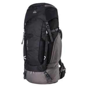 McKinley Trekkingrucksack Make CT 65+10 Vario schwarz/grau 65
