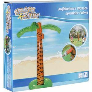 SF Aufblasbare Wassersprüher Palme