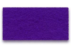HEY-SIGN Tasche PRAG mit Innentasche Ledergriffe Reißverschluss viele Farben, Hey Sign_Farbe:13 - Violett