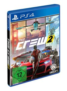 The Crew 2 (VÖ 29.06.2018) [PlayStation 4]
