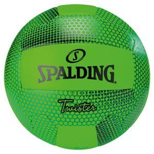 SPALDING Beachvolleyball Twister Sz.5 (72-344Z) grün 5