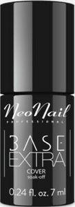 NeoNail 6111-7 UV Nagellack 7 ml BASE EXTRA COVER Rosa