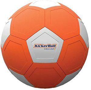 KickerBall Trickfußball Fußball Trainingsball Kinderfußball Kids Kinder weiß orange