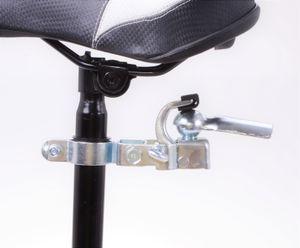 Filmer 46.909 Fahrrad Anhängerkupplung Maxi für Sattelrohrmontage