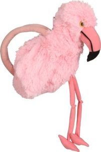 Flamingo Tasche, Handtasche Vogel pink